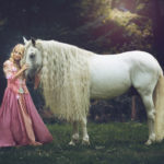 Focení s koňmi