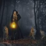Focení se vlky